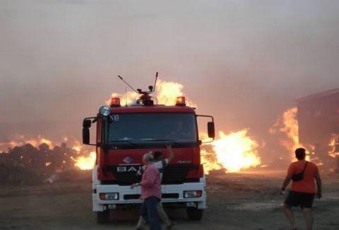 Πυρκαγιά σε αγροτοδασική έκταση στην Κερατέα!
