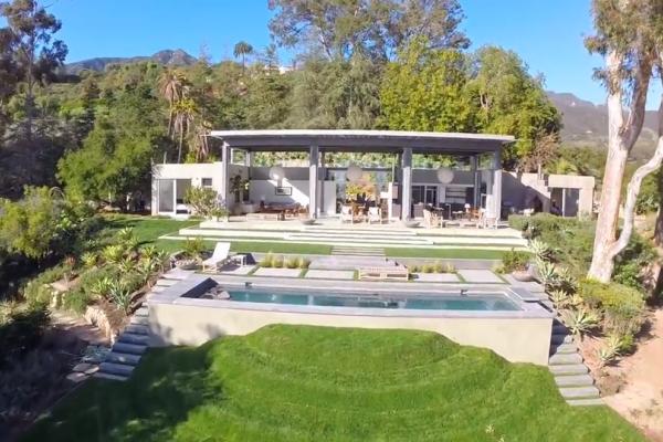 Σε αυτό το σπίτι θα ήθελαν όλοι να κάνουν διακοπές! Δείτε τον λόγο (Video)