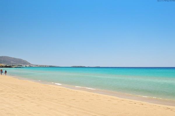 Αυτή την παραλία της Κρήτης πρέπει οπωσδήποτε να την επισκεφθείς!