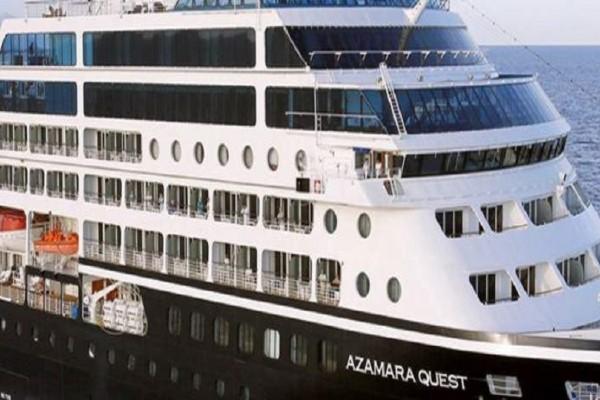 Στα Χανιά έφτασε το κρουαζιερόπλοιο των... οργιών! - Δείτε το βίντεο με τους