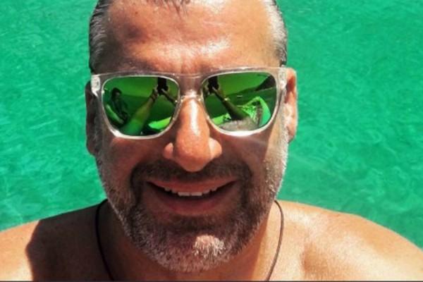 Διακοπές για τον Γιώργο Λιάγκα! Το βίντεο από το σκάφος του και η υπερβολικά αδυνατισμένη εικόνα του! (Photos)