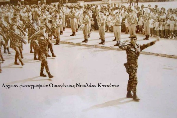 Ο ηρωικός λοχαγός Κατούντας στην Κύπρο: Δε σας ρώτησα πόσοι είναι αλλά που είναι οι Τούρκοι