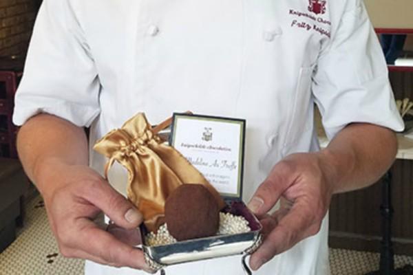 Η πιο ακριβή σοκολάτα στον κόσμο! Κοστίζει 3.600 ευρώ... το κιλό!