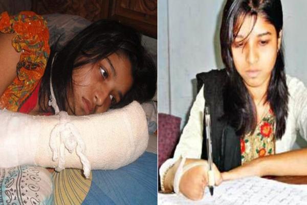 Αίσχος: Μουσουλμάνος έκοψε τα δάχτυλα της 21χρονης συζύγου του επειδή συνέχισε τις σπουδές της!