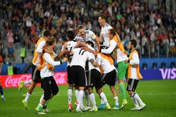 Η Γερμανία κατέκτησε το Confederations Cup!