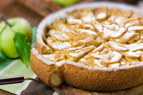 Μια συνταγή για πεντανόστιμη και αρωματική μηλόπιτα!