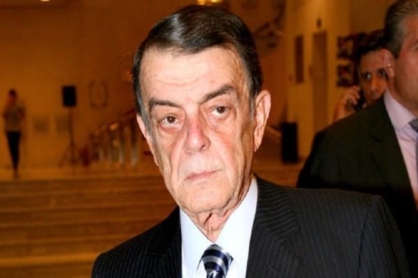 Την θλίψη του για τον θάνατο του Μίνωα Κυριακού εκφράζει σύσσωμος ο πολιτικός κόσμος