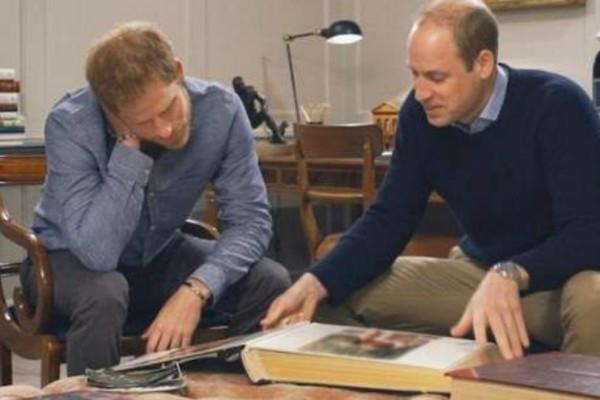 Η πιο αποκαλυπτική συνέντευξη! Η τελευταία συνομιλία των Γουίλιαμ και Χάρι με την Νταϊάνα (Photos)