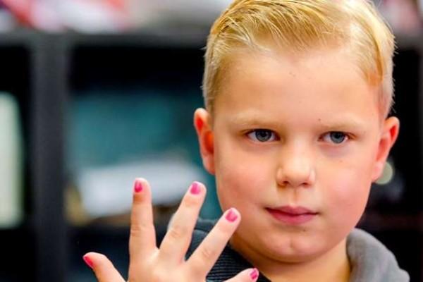 Έσβησε το 6χρονο αγγελούδι που συγκέντρωνε χρήματα για φιλανθρωπική οργάνωση στην Ολλανδία