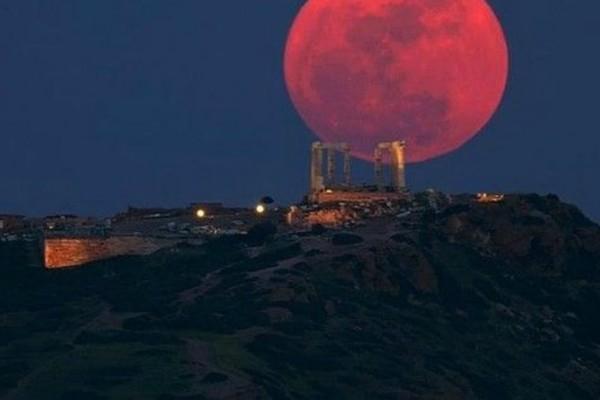 115 αρχαιολογικοί χώροι και μουσεία για να απολαύσουμε την Αυγουστιάτικη Πανσέληνο δωρεάν
