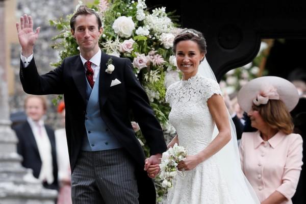 Το παιχνίδι που έπαιξε η μοίρα στον άντρα της Πίπα Μίντλετον: Ποιο σημαντικό πρόσωπο της οικογένειάς του έλειπε από τον γάμο του;