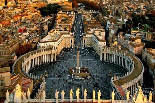 Εκπληκτική προσφορά για Ρώμη - Αεροπορικά εισιτήρια από 35 ευρώ!