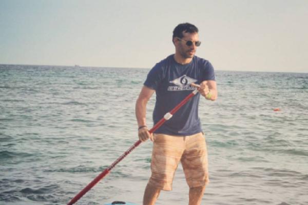 Οι διακοπές συνεχίζονται για τον Γιώργο Χρανιώτη! Η φωτογραφία από τις διακοπές του που τρέλανε το Instagram!