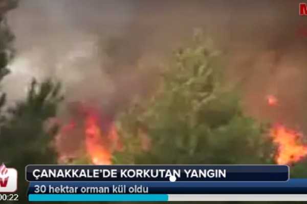 Τουρκία: «Καίγεται» η χώρα- μεγάλες φωτιές στα παράλια!