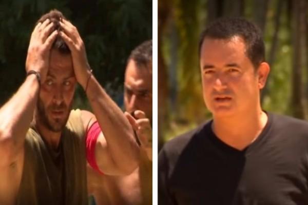 Survivor: Το συγκλονιστικό μήνυμα του Ατσούν στον Γιώργο Αγγελόπουλο! (photo)