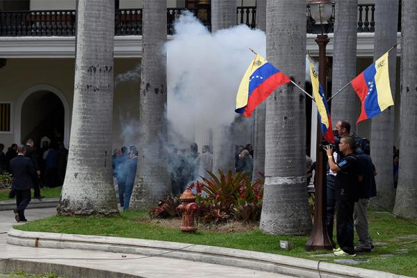Βενεζουέλα: Σοκαριστικές εικόνες κάνουν τον γύρο του κόσμου -