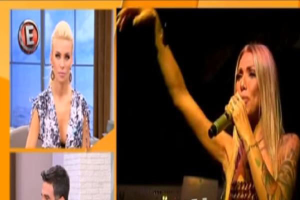 Η Αγγελική Ηλιάδη «άδειασε» τα βραβεία MAD! Άγριο κράξιμο από την Κατερίνα Καινούργιου σε εκείνη«Γιατί ντύνεται τόσο χάλια;»  (video)