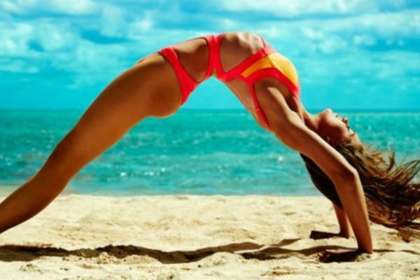 Κάψε έως και 700 θερμίδες στην... παραλία!