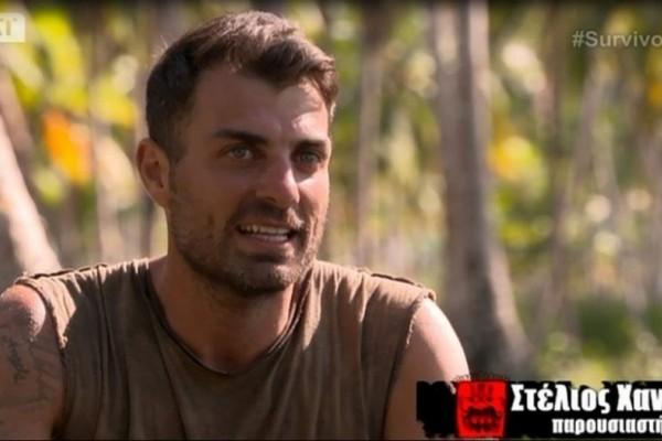 Survivor - Ημιτελικός: Οι δηλώσεις του Στέλιου Χανταμπάκη για τους φιναλίστ και η αποκάλυψη για τα αρνητικά σχόλια που δέχεται! (Video)