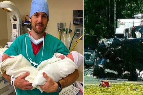 Ζευγάρι αποκτά δίδυμα 2 χρόνια μετά τον θάνατο των δύο παιδιών του σε τροχαίο! (Photos)