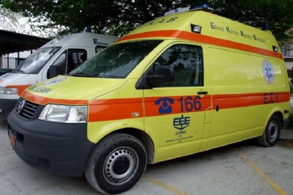 Εργατικό ατύχημα στη Λάρισα: Στο νοσοκομείο από ηλεκτροπληξία υπάλληλος της ΔΕΗ