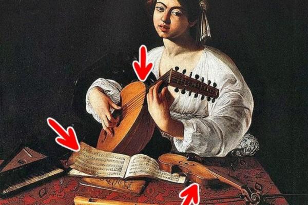 Εννέα περίεργες λεπτομέρειες που δεν είχαμε προσέξει σε πασίγνωστα έργα τέχνης!