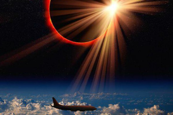Η φωτογραφία της ημέρας: Μια διαφορετική πτήση!