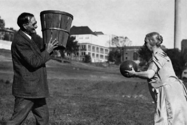 Μπάσκετ: Έτσι δημιουργήθηκε το δημοφιλές άθλημα! - Μια ιστορία που αξίζει να διαβάσεις!