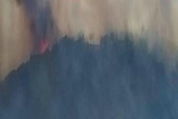 Αχαΐα: Ολονύχτια μάχη με τις φλόγες δίνουν πυροσβέστες! (photos - videos)