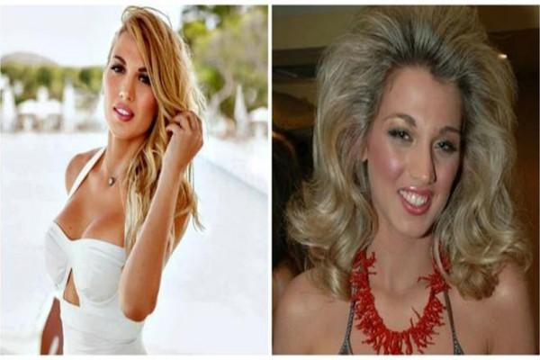Τις αναγνωρίζετε; Οι «καυτές» Ελληνίδες celebrities τότε και τώρα