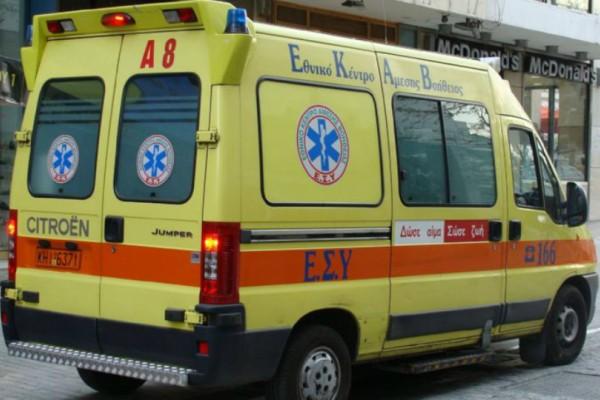Σοκ στο Αργοστόλι! Αυτοκτόνησε γυναίκα πηδώντας από τον δεύτερο όροφο του νοσοκομείου