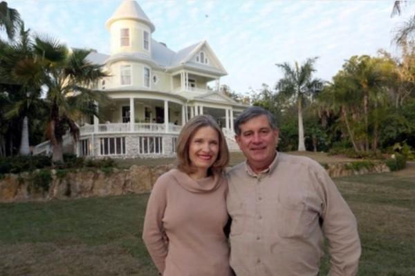 Όνειρο: Αγόρασαν σπίτι για 1 δολάριο και σήμερα στοιχίζει 2.500.000! (photos+video)