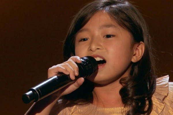 America's Got Talent: Η 9χρονη που τα «σπάει» με τη φωνή της και εκπλήσσει τους κριτές