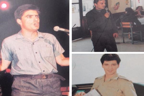 Επώνυμοι... ψάρακες! Διάσημοι Έλληνες και οι σπάνιες φωτογραφίες από την στρατιωτική τους θητεία!