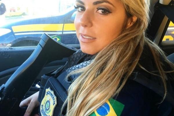 Αυτή, μάλιστα! Να μας συλλάβει: Γιατί είναι η πιο σέξι αστυνομικός στον κόσμο! (photos)
