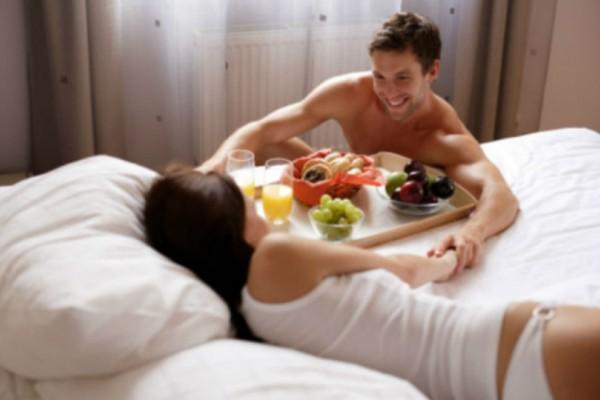 10 τροφές που... ανεβάζουν την λίμπιντο!