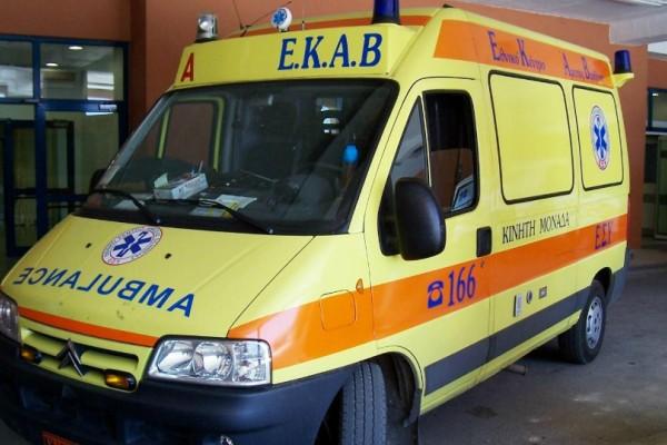Λακωνία: Άνδρας ανασύρθηκε χωρίς τις αισθήσεις του από φρεάτιο - Τρεις ακόμη τραυματίες
