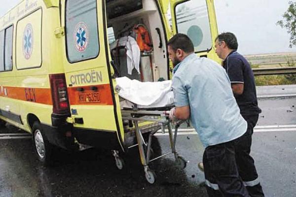 Τροχαίο ατύχημα στην Αχαΐα: 7 τραυματίες