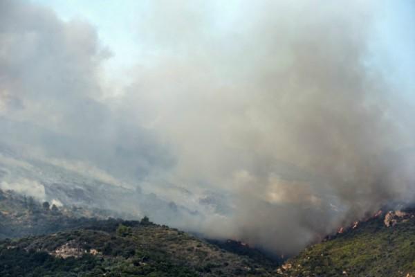 Κατάσταστη εκτάκτου ανάγκης κηρύχθηκε για τις περιοχές που ξέσπασαν πυρκαγιές: Δυσκολότερη προμηνύεται η σημερινή νύχτα!