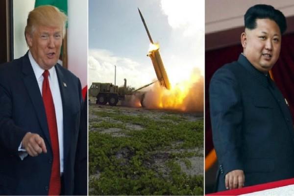 Τεταμένες σχέσεις μεταξύ των δυο χωρών: Κάπως έτσι θα ήταν ένας πόλεμος μεταξύ Βόρειας Κορέας και ΗΠΑ!