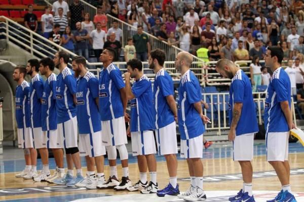 Eurobasket 2017: Άνετη αρχή για την Εθνική μας με νίκη επί της Ισλανδίας!