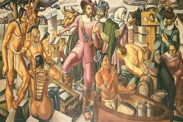 Αλήθεια ή μύθος: Smartophone απεικονίζεται σε πίνακα του 1930;