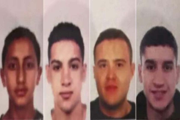 Επίθεση στη Βαρκελώνη: Νεκρός ο οδηγός του βαν - Αναζητούνται 3 τρομοκράτες