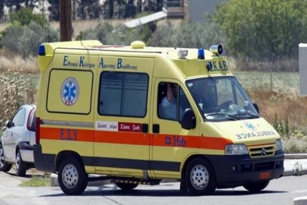 Τραγωδία στην Μαλακάσα: Ένας νεκρός από τη σφοδρή σύγκρουση φορτηγού με νταλίκα