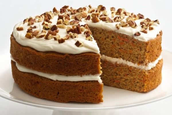 Carrot cake: Συνταγή για το πιο κλασσικό βρετανικό γλυκό!