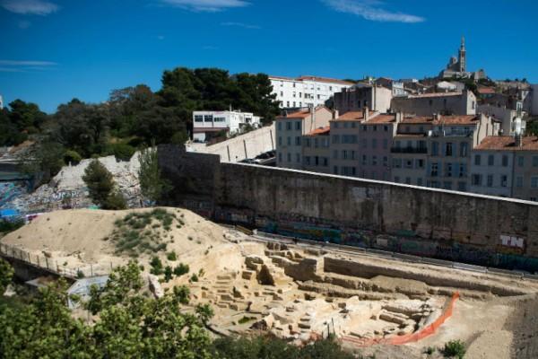 Δέος! Βρήκαν τυχαία ελληνικό λατομείο του 5ου π.Χ. αιώνα στο κέντρο της Μασσαλίας
