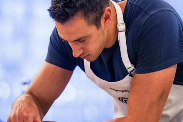 Λάμπρος Βακιάρος: Ο Master Chef, το μαγιό και οι γυναίκες! (photo)