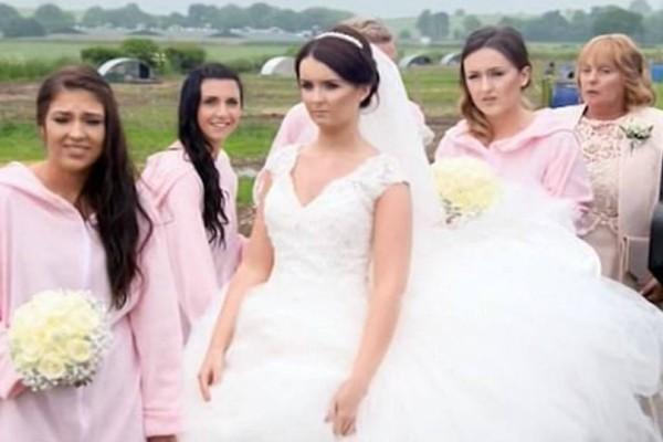 Ο γάμος μετατράπηκε σε εφιάλτη μετά την έκπληξη που αποφάσισε να της κάνει ο γαμπρός! (video)