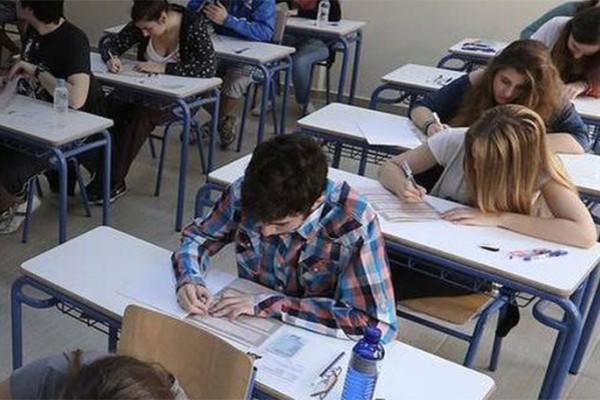 Διπλές οι πανελλαδικές εξετάσεις, ενδοσχολικές εξετάσεις και ό,τι άλλο προβλέπεται για την είσοδο σε ΑΕΙ - ΤΕΙ!