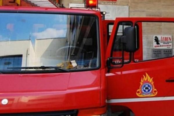 Κρήτη: Φωτιά σε αγροτική περιοχή στην Ιεράπετρα
